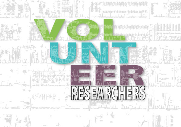 Volunteer Researchers