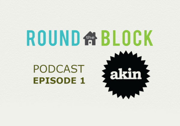 Round the Block Podcast – Episode 1