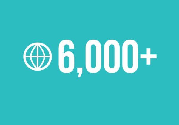 6K Milestone