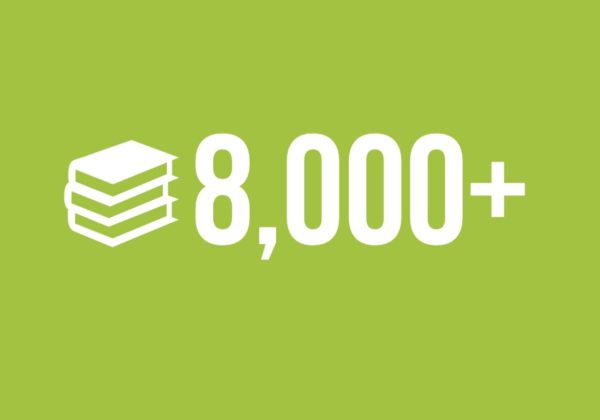 8K Milestone