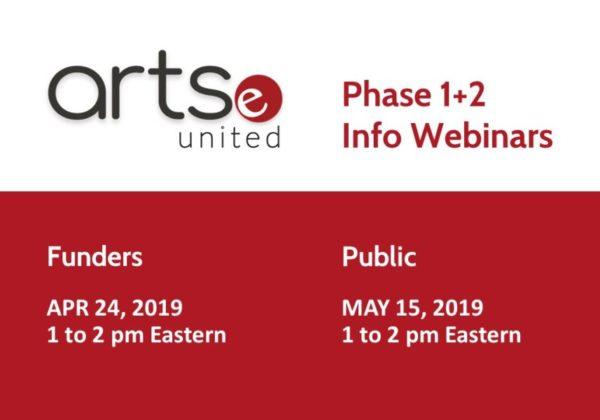 Artse United: Info Webinars