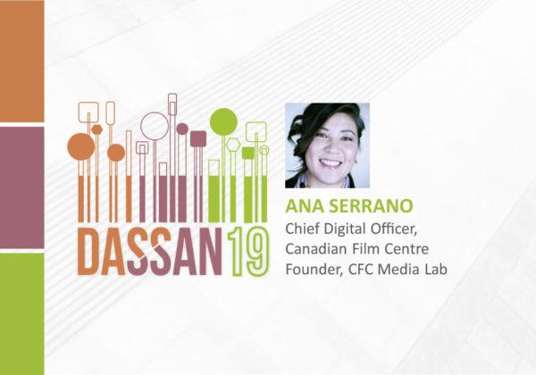 DASSAN19: Ana Serrano, Keynote (Video)