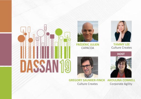 DASSAN19: Culture Creates + CAPACOA, Keynote (Video)