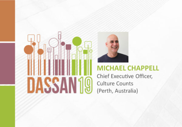 DASSAN19: Michael Chappell, Keynote (Video)