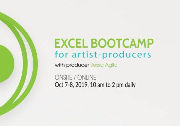 aHa! Excel Bootcamp
