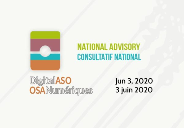 DigitalASO Advisory (June 2020)