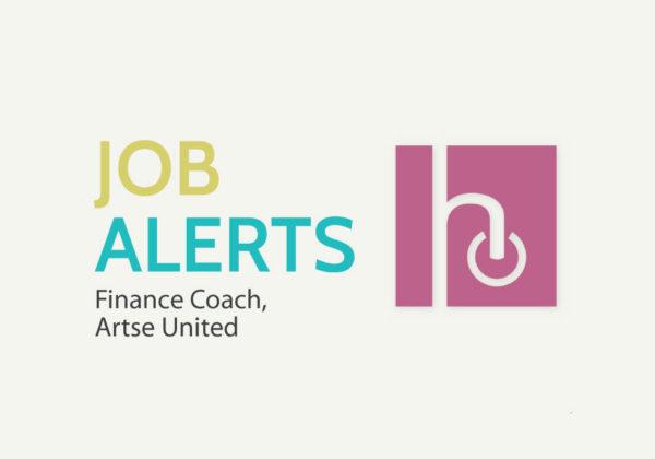 Jobs: Finance Coach, Artse United