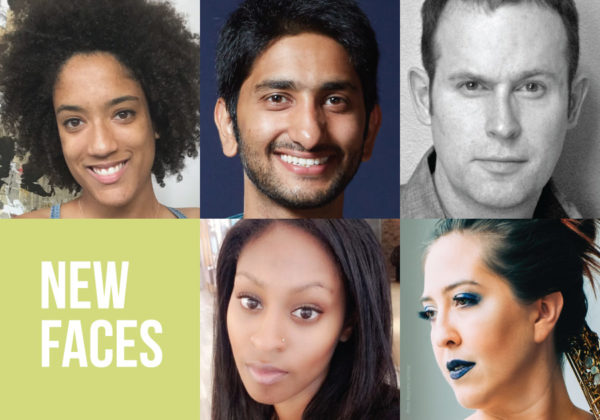 New Faces: 2020 Artist Residency