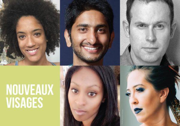 Des nouveaux visages : Résidence d'artiste 2020