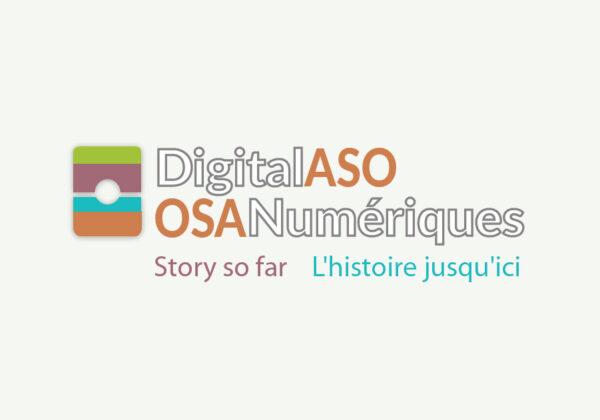 DigitalASO Story so far